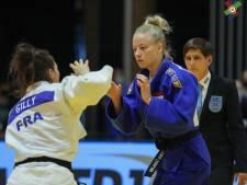 Goud voor judoka Amber Gersjes op European Open
