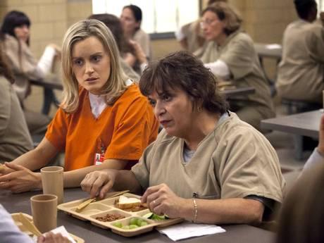 Gijzelnemer zet beelden Netflixserie Orange Is The New Black online