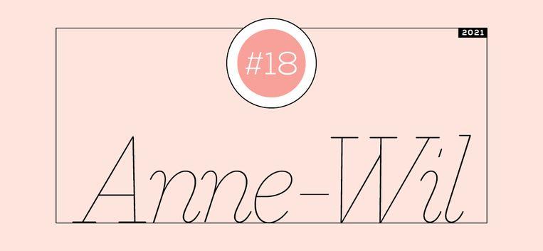 Anne-Wil #18 Beeld Libelle