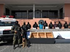 En pleine épidémie de Covid-19, deux employés d'un hôpital cachent de la drogue dans une ambulance