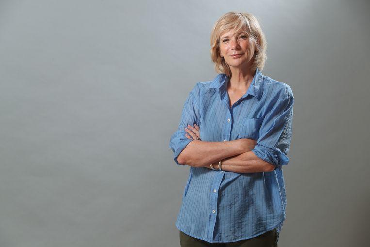 Lynn Wesenbeek: 'Martine zou een hefboom en een mentor kunnen zijn  voor veel anderen.' Beeld