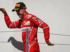 Vettel klokt snelste tijd, Kubica rijdt 142 rondes op tweede testdag