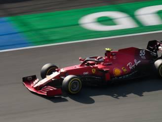 Ferrari's domineren tweede oefensessie in Zandvoort