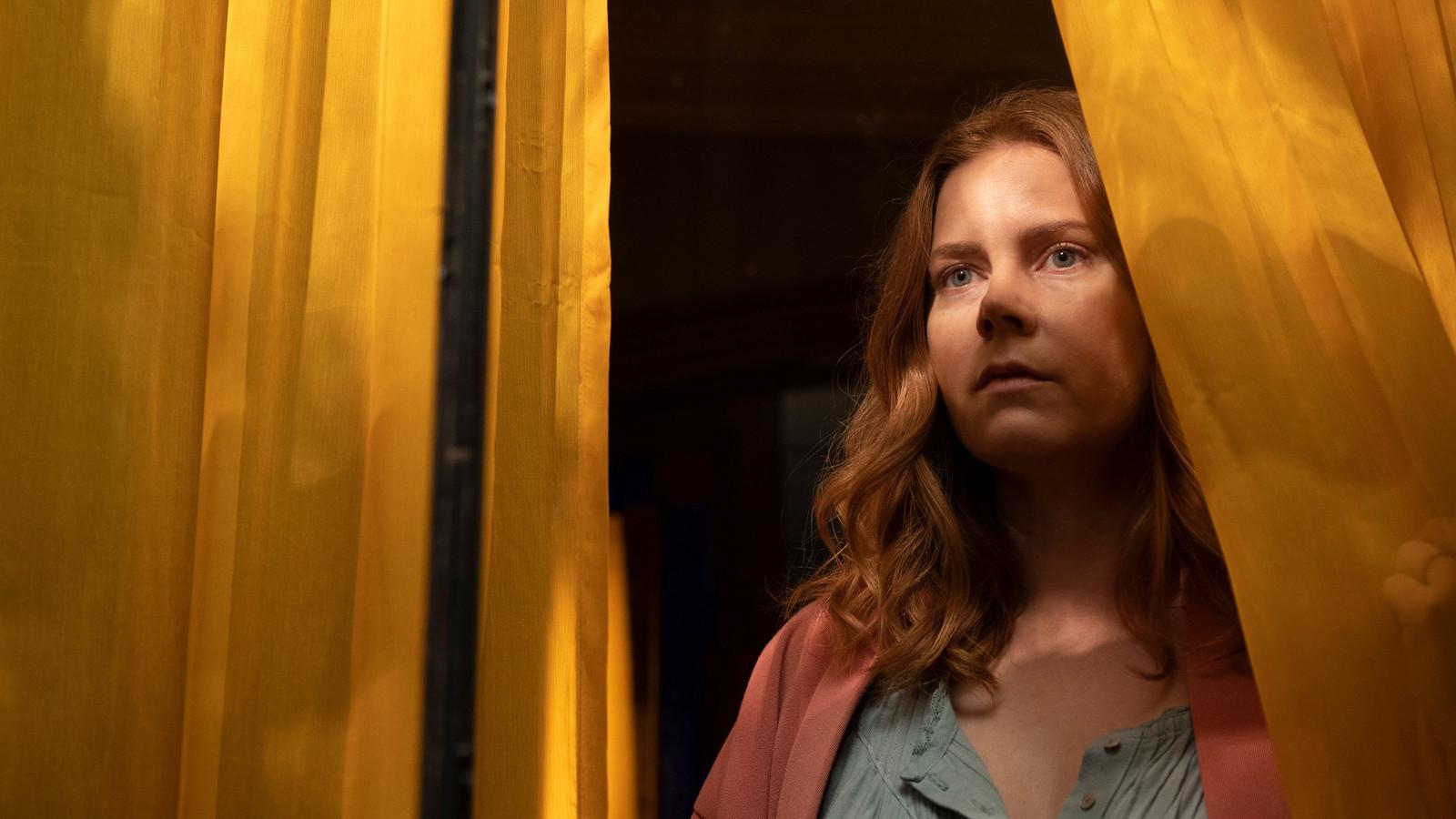 La femme à la fenêtre sortira sur Netflix mi-mai.