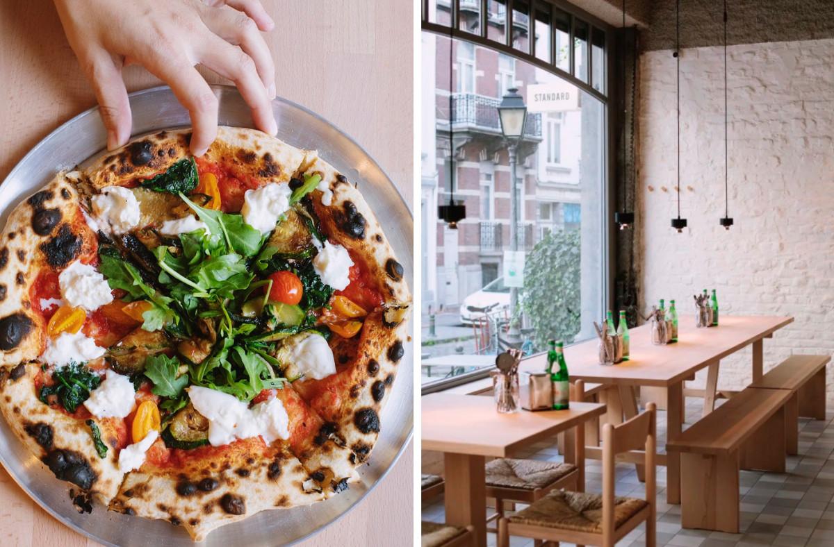 Le nouveau standard de la gastronomie italienne est à Saint-Gilles.