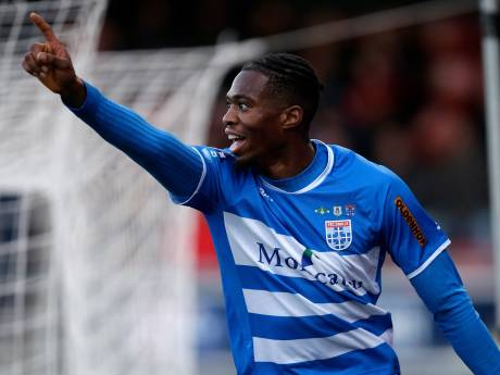 PEC Zwolle nadert akkoord met FC Köln over Kingsley Ehizibue