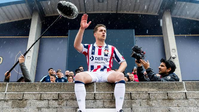 Willem II zwaait icoon Jordens Peters in oktober definitief uit
