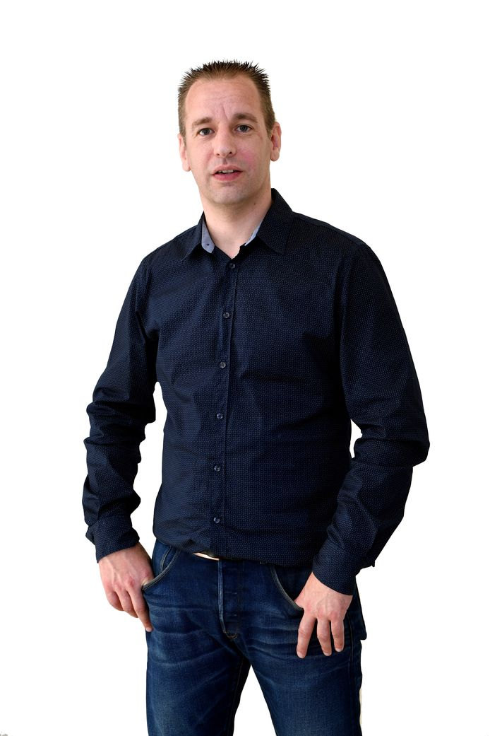 LAGE ZWALUWE, BREDA André Trompers, hoofdredacteur BN de Stem. Foto Pix4Profs//Jan Stads