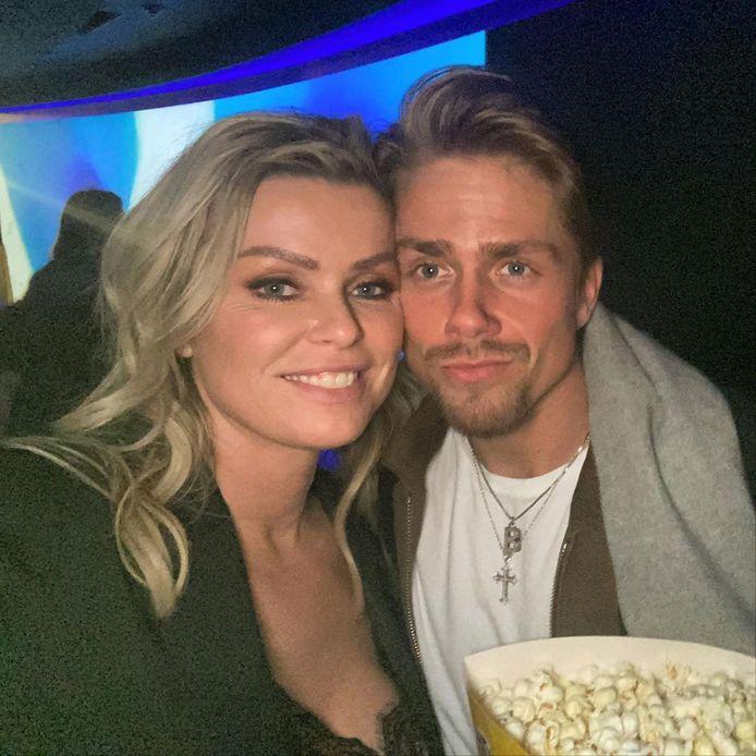 Bridget Maasland en Andre Hazes.