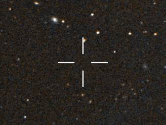 Astronomen zagen ster 10,5 miljard jaar geleden ontploffen