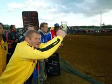 Multiple champion du monde de moto-cross, Joël Robert est dans un état grave