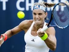 Mijlpaal voor Rus: eerste finaleplek in WTA-toernooi