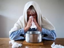 Aantal griepgevallen toch weer toegenomen