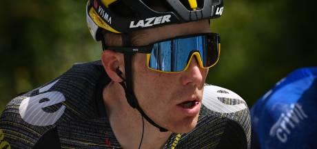 Kruijswijk stapt uit Tour de France, Jumbo-Visma met vier man verder