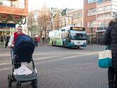 'Stadsbussen rijden nog zeker drie jaar in het Alphense centrum'