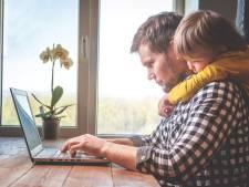 Thuiswerken met kinderen, hoe doe je dat?