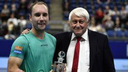 Murray schakelt Coppejans uit - Darcis kansloos onderuit in laatste duel op Belgische bodem