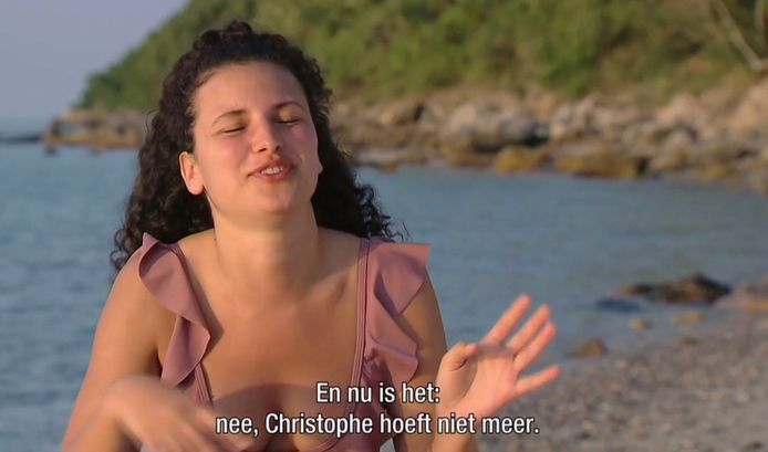 Angela Temptation Island