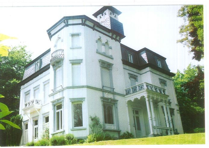Cette villa lambermontoise va accueillir un projet social.