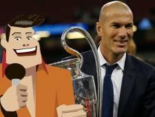 Quiz | Met welke Nederlander speelde Zinedine Zidane samen in zijn eerste Europese finale?