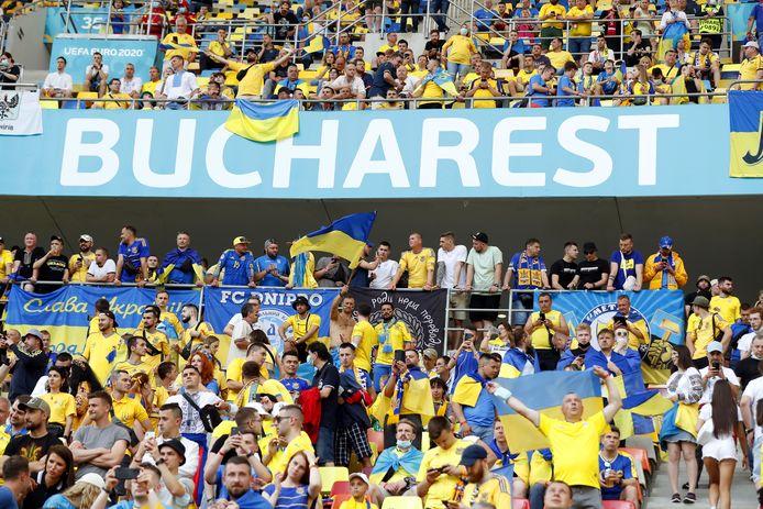 Oekraïne-Oostenrijk eindigde maandagavond op 0-1. De wedstrijd vond plaats in de Roemeense hoofdstad Boekarest.