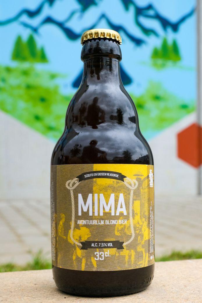 Scouts Vilvoorde heeft nieuw bier