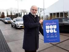 Burgemeester Molkenboer blikt terug op roerig 2020: 'Er gaat niks boven persoonlijk contact'