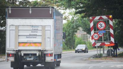 Transitverbod voor zwaar verkeer wordt uitgebreid naar deelgemeenten Welle en Iddergem