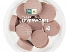 Listeria-bacterie gevonden in leverworstplakjes van AH