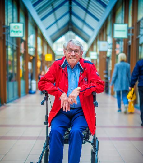 'Ik vind mijn leeftijd schitterend. 83 jaar, nou en?'