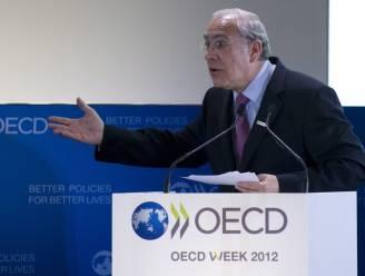 OESO voorspelt economische krimp in eurozone