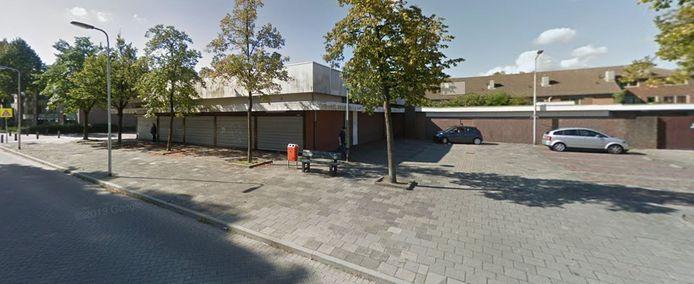 De oude Aldi in de Philipslaan in Roosendaal.
