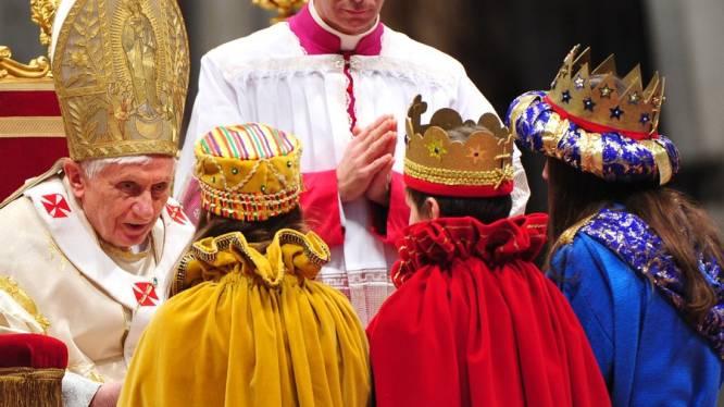 """Paus: """"Kinderen moeten morele waarden meekrijgen"""""""