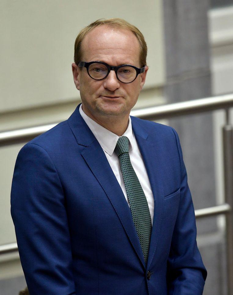 Vlaams minister van Mobiliteit Ben Weyts. Beeld Photo News