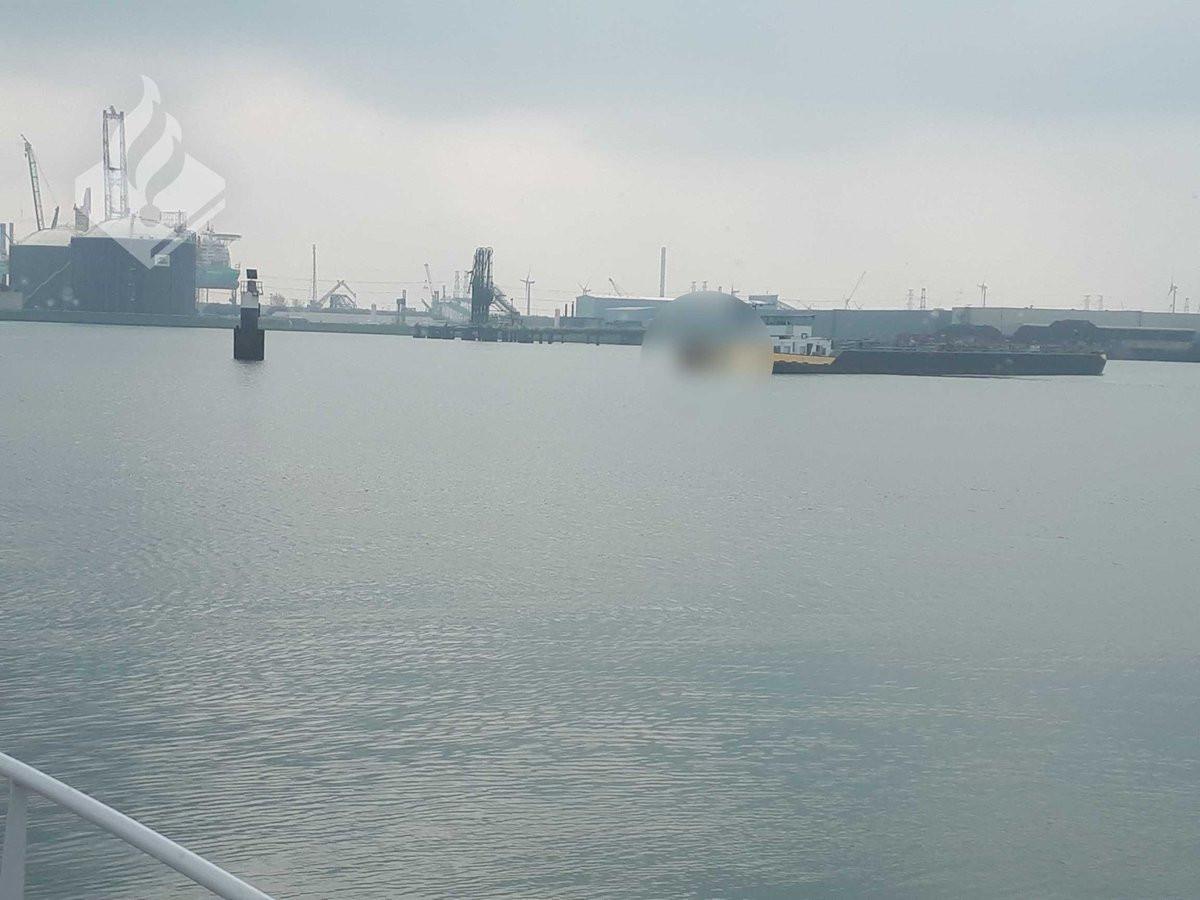 De tanker mocht niet verder varen.