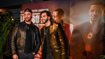 IN BEELD. Adil & Bilall en BV's schitteren op première 'Bad Boys For Life'