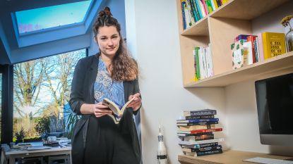 """Angelique Van Ombergen, neurowetenschapster van 29 met internationale faam: """"Als kind las ik al liever 'National Geographic' dan 'Joepie'"""""""