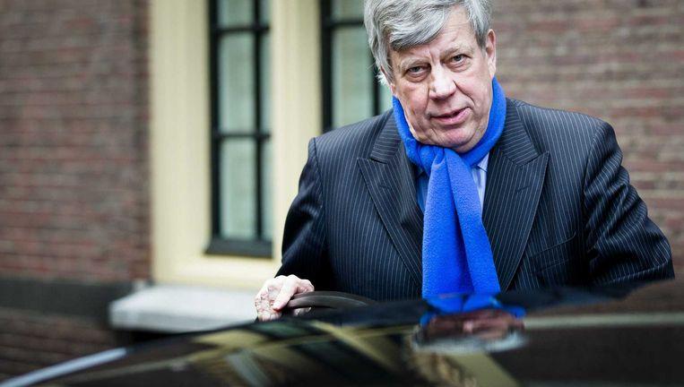 Minister Ivo Opstelten. Beeld anp