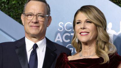 Tom Hanks terug thuis na Corona-besmetting