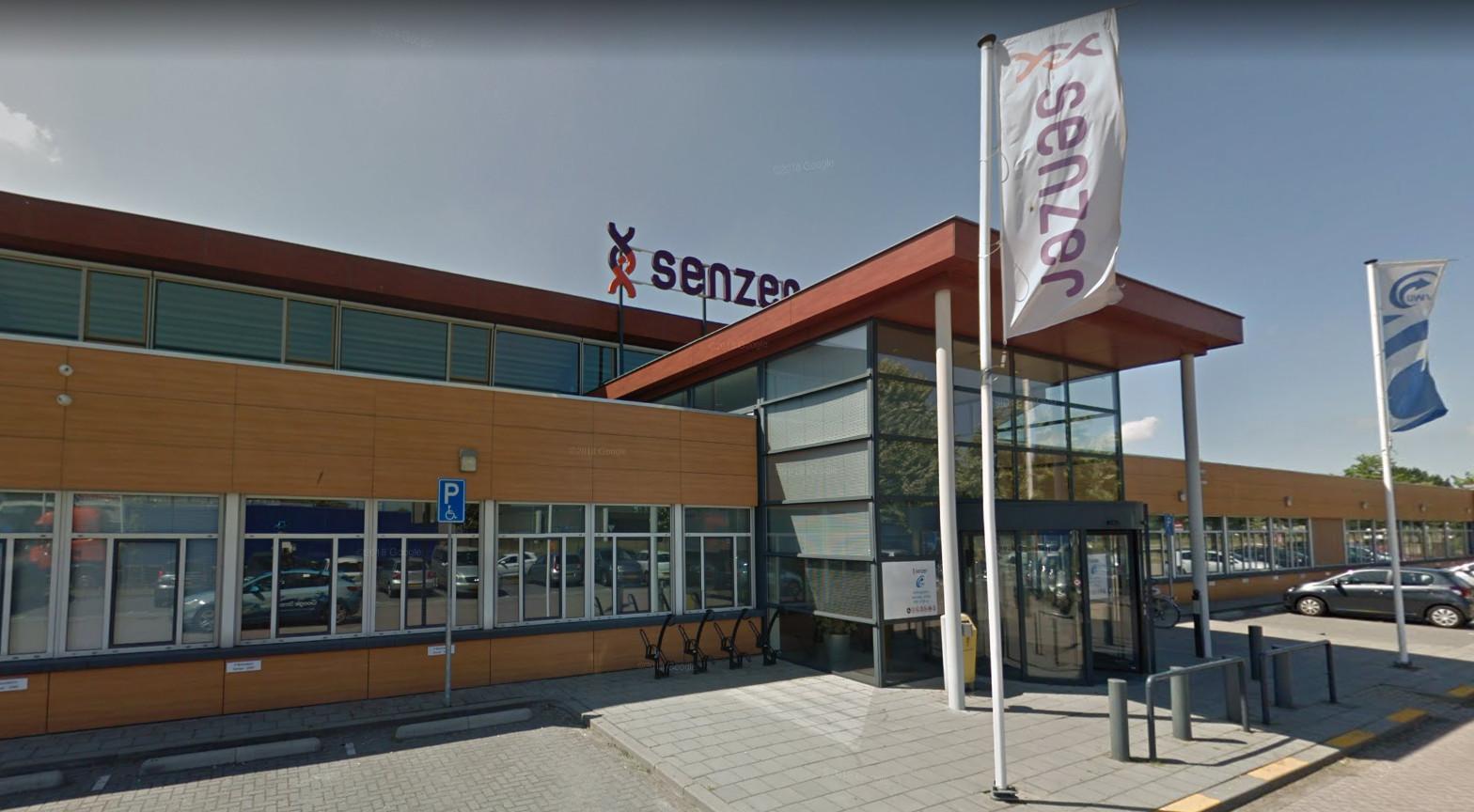 Het kantoor van Senzer in Helmond.