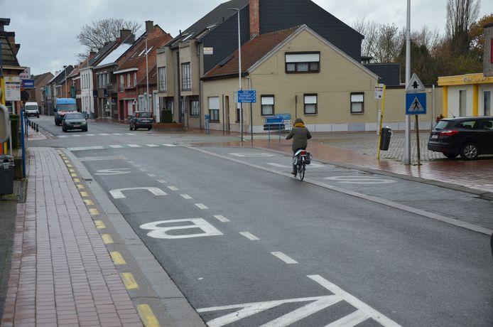 Ook de Opperstraat valt onder de nieuwe zone 30.