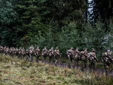 Les militaires ont débarqué en nombre à Charleroi