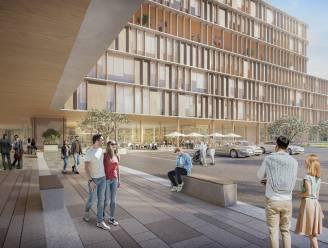 Nieuwbouwziekenhuis RZ H. Hart Tienen krijgt vorm, en dat ziet er zo uit