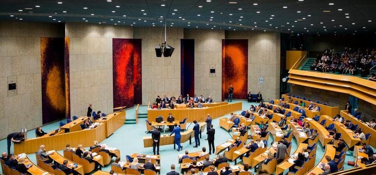 In 2016 gingen de Algemene Politieke Beschouwingen wel door Beeld ANP