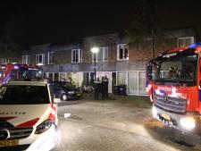 Gewonde bij brand in slaapkamer in woning Wateringse Veld