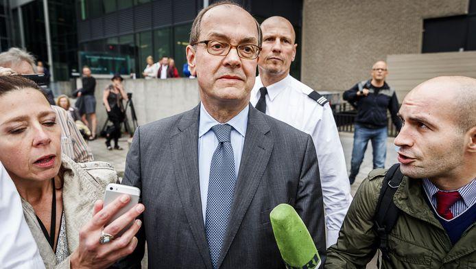 OM ziet niets in vervolging oud-topman Joris Demmink | Nieuws | AD.nl