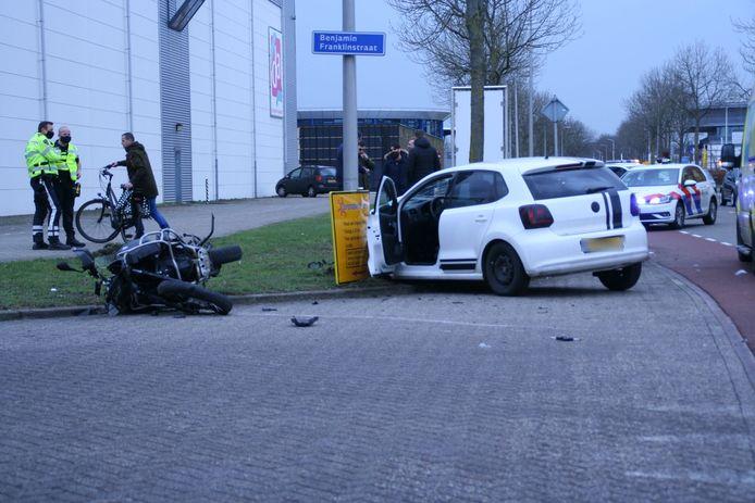 Hoe het ongeluk heeft kunnen ontstaan, is nog onduidelijk.