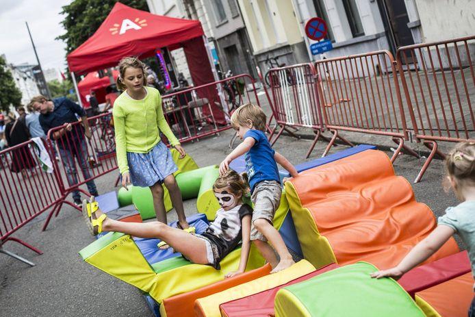 In 2017 organiseerde Wielertoeristenclub Twintigachttien al een straatfeest voor het Belgisch kampioenschap, voor het Wereldkampioenschap aankomend weekend pakken ze het nog grootser aan.