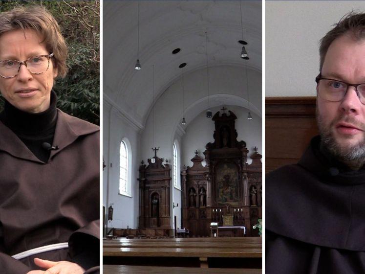 Hoe is het om te leven in een klooster? 'Het is niet dat wij ons helemaal afsluiten'