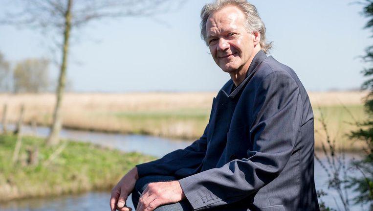 La Fontaine noemt het verlies van de voorzittershamer een dieptepunt voor de Landsmeerse democratie. Beeld Rink Hof